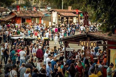 Premi Sagre di Asti 2018 Piazza Campo del Palio