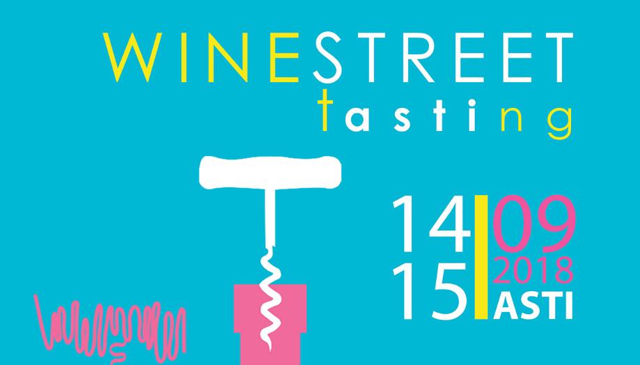 wine street tasting 2018